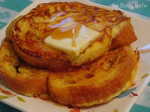 OJ French Toast